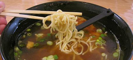 Japanese Noodles at Ebisu