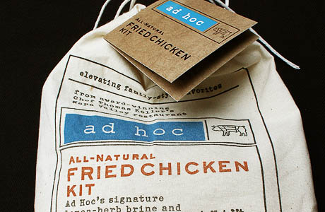 Ad Hoc Fried Chicken Kit from Williams-Sonoma